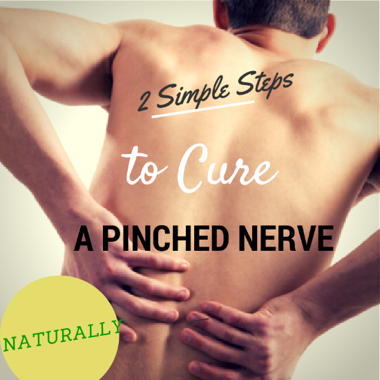 pinched nerve in lower back