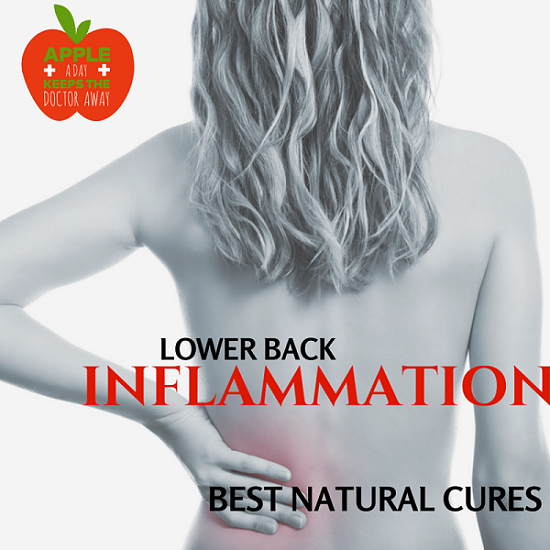 inflammation in lower back