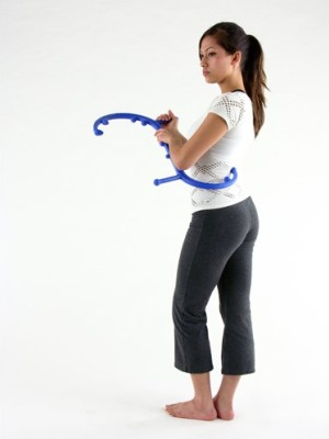 self massage tools for back muscle knots